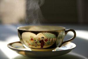 Mneg Ding Gan Lu Grüner Tee Teesorte