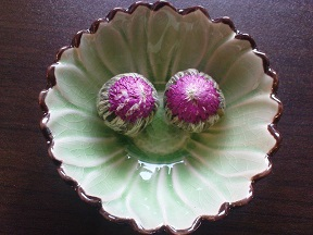 Blooming Tea Fortune Ball bei Teesorte