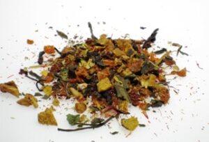 Weißer Tee Chakrentee bei Teesorte