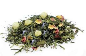 Weißer Tee Dschungelparadies bei Teesorte