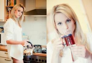 Handhabung und Zubereitung von Tee