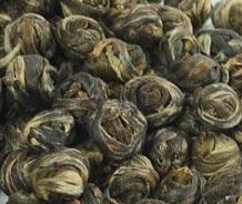 Grüntee Jasmin Silver Dragon Pearls bei Teesorte