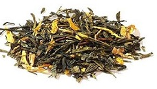 Grüntee Sencha Ananas Maracuja bei Teesorte