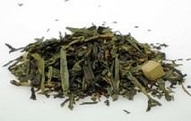 Grüntee Sencha Sahne Karamell bei Teesorte