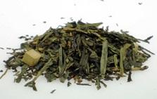 Grüntee Karamell bei Teesorte