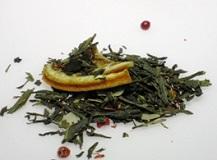 Grüntee Tannengrün bei Teesorte