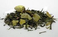Grüntee Tropengarten bei Teesorte
