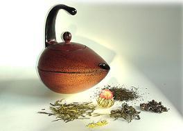 Grüner Tee bei Teesorte