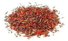 Rotbuschtee Feuerfärberdistel bei Teesorte