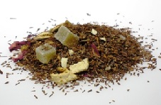 Rotbuschtee Mandarine Ingwer bei Teesorte