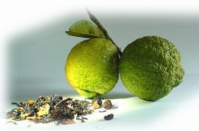 Aromatisierter Schwarzertee bei Teesorte