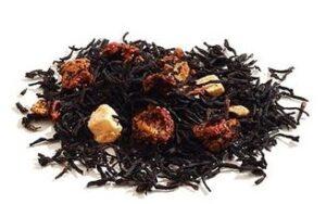 Schwarztee Erdbeer Sahne bei Teesorte
