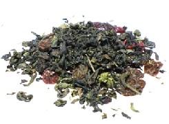 Schwarztee Feuersbrunst bei Teesorte