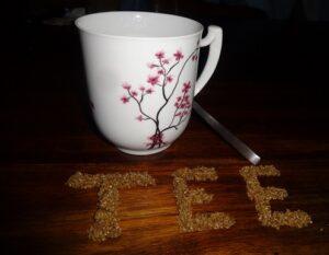 Assam Koomsong bei Teesorte