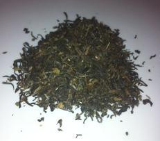 Kotelett mit grünem Tee bei Teesorte