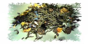 Aromatisierter Grüntee bei Teesorte
