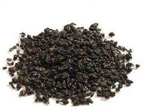 China Black Gunpowder bei Teesorte