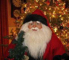 Früchtetee Santa Claus bei Teesorte