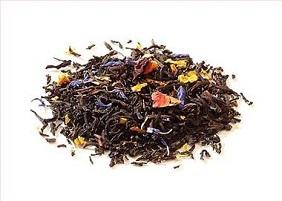 Schwarztee Südseezauber bei Teesorte