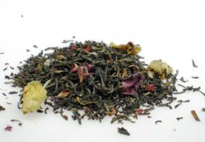 Schwarztee Tempelblüte bei Teesorte