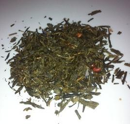 Sencha Champagner Strawberry bei Teesorte
