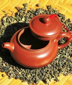 Ceylon Ooolong Handunugoda bei Teesorte