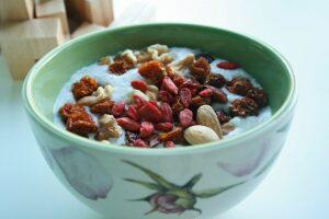 Zimt Mandel Vanille mit Gojibeeren Teesorte