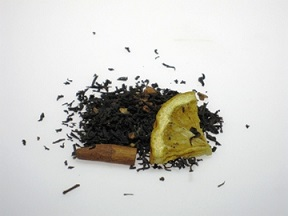 Schwarztee Sternsänger bei Teesorte