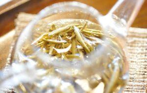Gelber Tee China Yellow Needle Yunnan vwi Teesorte