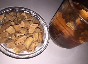 Cancorosa Tee bei Teesorte