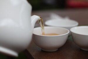 Teesorte Oolong Ali Shan roastet
